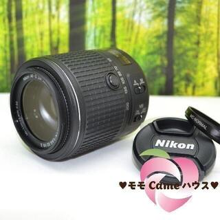 ショップニコニコ(Shop NikoNiko)のニコン望遠レンズ☆AF-S DX 55-200mmⅡ☆手振れ補正!1657-1(レンズ(ズーム))