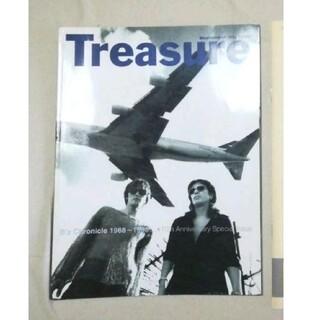ビーズ(be-s)のB'z Treasure 記念誌(ミュージシャン)