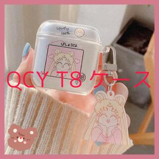 セーラームーン(セーラームーン)のQCY T8 ケース セーラームーン(モバイルケース/カバー)