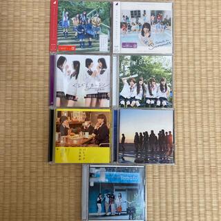 ノギザカフォーティーシックス(乃木坂46)の乃木坂46 CD まとめ売り(ポップス/ロック(邦楽))