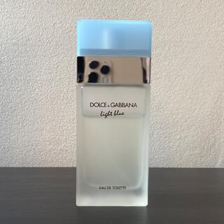 ドルチェアンドガッバーナ(DOLCE&GABBANA)のドルチェ&ガッパーナ ライトブルー オードトワレ   香水(ユニセックス)