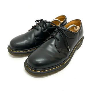 ドクターマーチン(Dr.Martens)のDr.Martens 3ホール ギブソン シューズ 27cm 黒(ドレス/ビジネス)