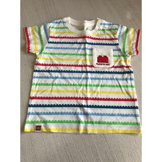 ユニクロ(UNIQLO)のユニクロ カラーボーダーTシャツ(Tシャツ)