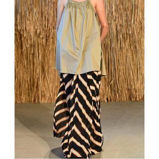 ドゥーズィエムクラス(DEUXIEME CLASSE)の美品 バイマレーネビルガー  ロング プリーツ スカート 60,500円(ロングスカート)