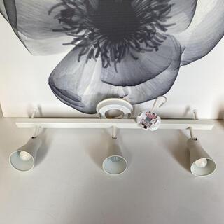 ムジルシリョウヒン(MUJI (無印良品))の無印良品 天井照明 スポットライト 3連スポット(天井照明)