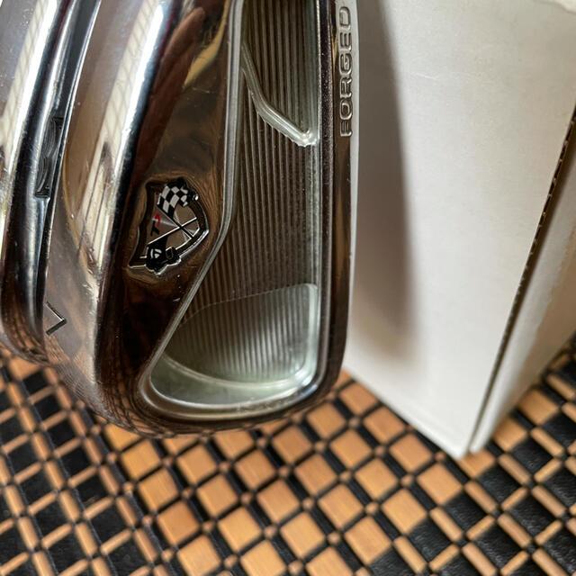 TaylorMade(テーラーメイド)のテーラーメイド アイアンセット rac TP NS950 S スポーツ/アウトドアのゴルフ(クラブ)の商品写真