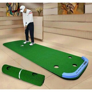 最高級 パターマット ゴルフ 練習 パター 室内 屋外でも練習できるゴルフマット