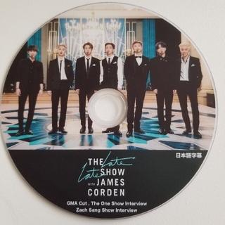 ボウダンショウネンダン(防弾少年団(BTS))のBTS The Late Show with Stephen Colbert(ミュージック)