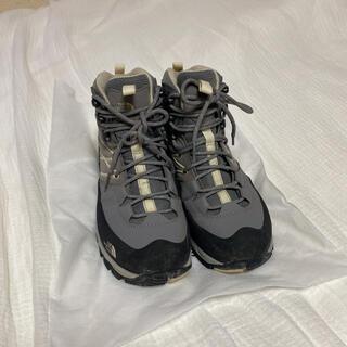 ザノースフェイス(THE NORTH FACE)のノースフェイス トレッキング 登山靴(登山用品)