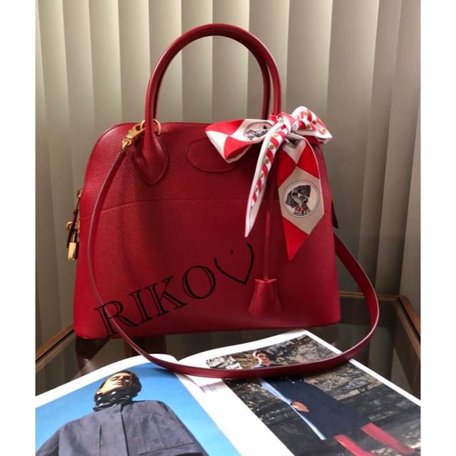 Hermes(エルメス)の未使用同様エルメス正規品ボリード♡ レディースのバッグ(ショルダーバッグ)の商品写真