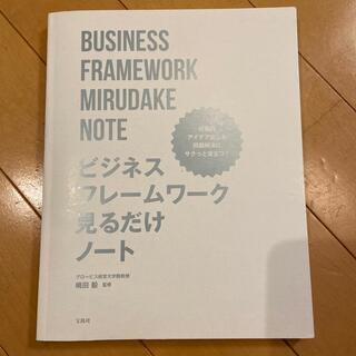 ビジネスフレームワークワーク(ビジネス/経済)