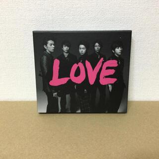 アラシ(嵐)の嵐 LOVE(ポップス/ロック(邦楽))