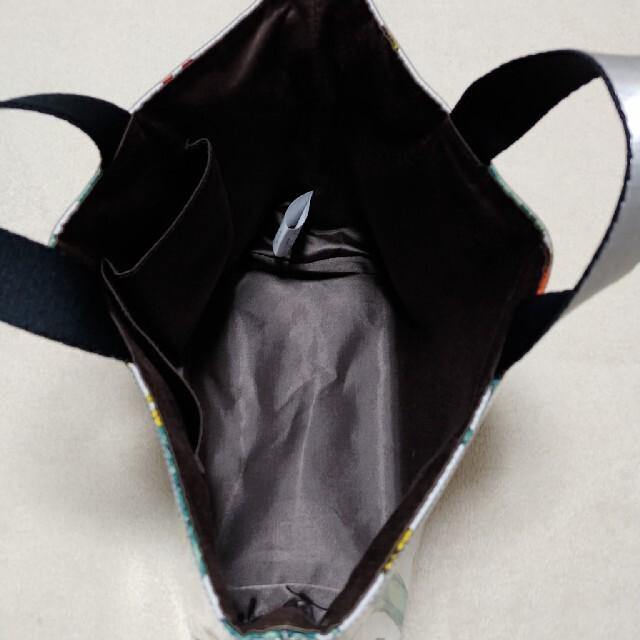 SHIPS for women(シップスフォーウィメン)の★美品★SHIPS for women manipuri PVCトートバッグ レディースのバッグ(トートバッグ)の商品写真