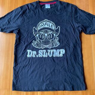 【しまむら】ドクタースランプアラレちゃん3L(Tシャツ/カットソー(半袖/袖なし))