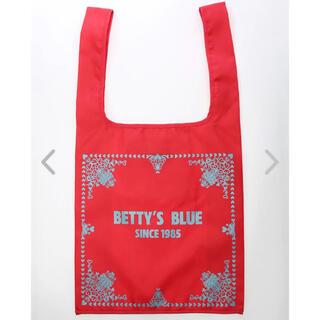 BETTY'S BLUE - べティーズブルー 復刻エコバッグ ハート柄
