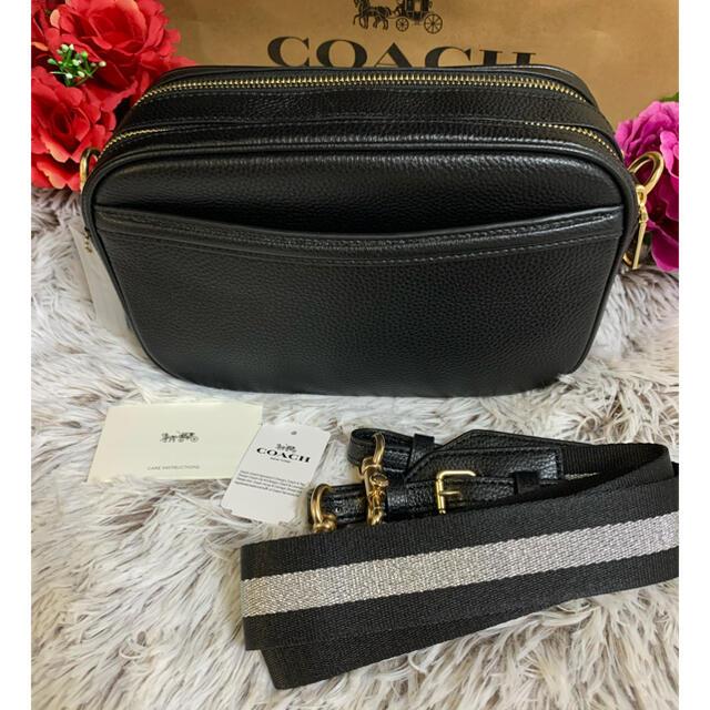 COACH(コーチ)の大人気♡coach ショルダーバッグ ジェス クロスボディ ブラック レディースのバッグ(ショルダーバッグ)の商品写真