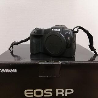 Canon - Canon EOS RP 美品 おまけ多数 フルサイズミラーレス