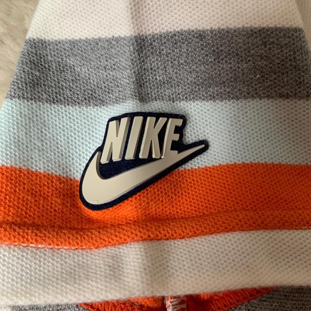 NIKE(ナイキ)のナイキ ポロシャツ 110 キッズ/ベビー/マタニティのキッズ服男の子用(90cm~)(Tシャツ/カットソー)の商品写真