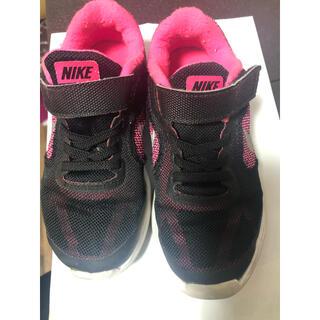 NIKE - 靴 NIKE 18センチ