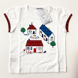 familiar - 新品タグ付き*familiar ファミリア Tシャツ