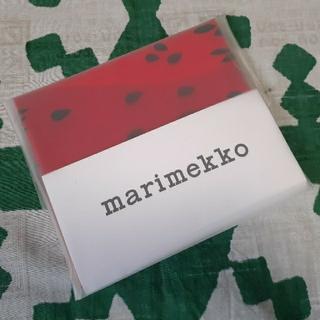 marimekko - マリメッコ マンシッカ ヴォレット ピロケース 枕カバー