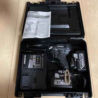 ヒタチ(日立)のHIKOKI  WH18DDL2 インパクト美品+おまけ付き(メンテナンス用品)