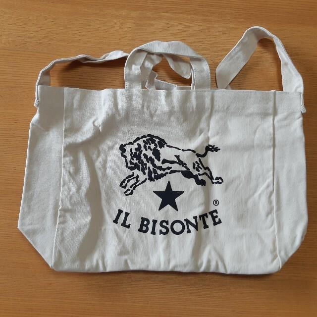 IL BISONTE(イルビゾンテ)のIL BISONTE イルビゾンテ トートバッグ ハンドバッグ 2way レディースのバッグ(トートバッグ)の商品写真