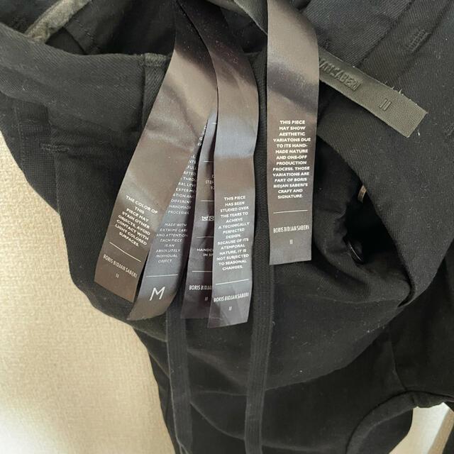 Carol Christian Poell(キャロルクリスチャンポエル)のboris bidjan saberi パンツ メンズのパンツ(デニム/ジーンズ)の商品写真