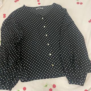 ナイスクラップ(NICE CLAUP)のいろいろボタンシャツ(シャツ/ブラウス(長袖/七分))