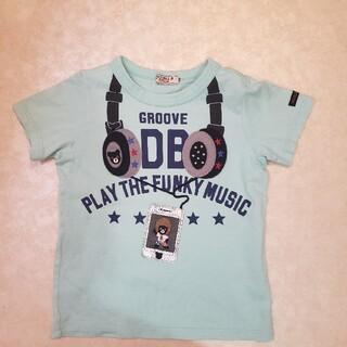 DOUBLE.B - DOUBLE.B ミントグリーンTシャツ100cm