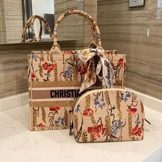 クリスチャンディオール(Christian Dior)のChristian Dior新品3点セットスカーフを送る(その他)