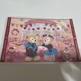 ダッフィー(ダッフィー)のスゥイートダッフィー  2016 ポストカード(写真/ポストカード)