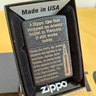 ZIPPO - zippoジッポ未使用新品バレット