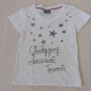 チャビーギャング(CHUBBYGANG)のチャビーギャング☆Tシャツ(Tシャツ/カットソー)