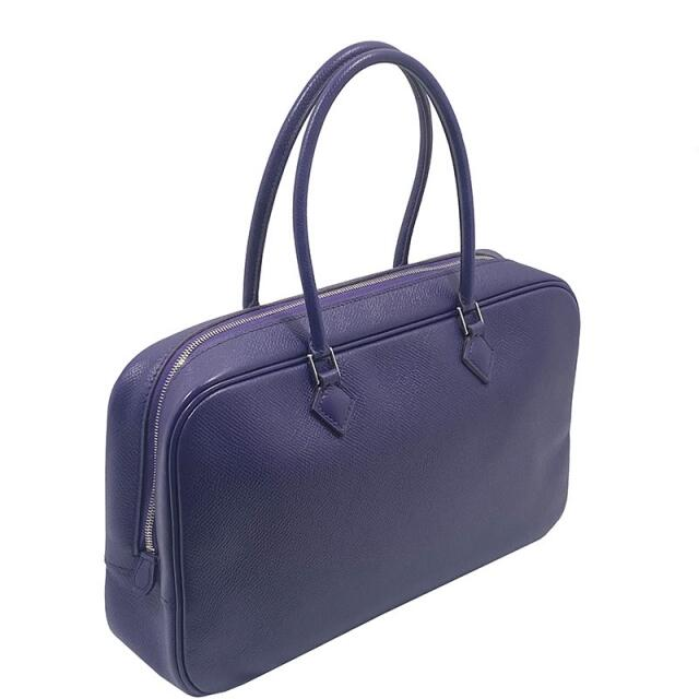 Hermes(エルメス)のエルメス HERMES プリュムエラン ハンドバッグ レディース【中古】 レディースのバッグ(ハンドバッグ)の商品写真