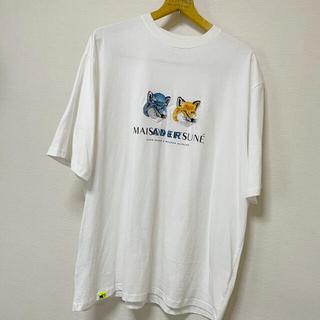 メゾンキツネ(MAISON KITSUNE')のAder error メゾンキツネ A3(Tシャツ/カットソー(半袖/袖なし))