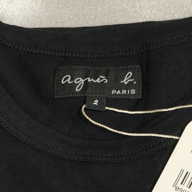 agnes b.(アニエスベー)のアニエスベー Tシャツ  半袖  Agnes b. レディース レディースのトップス(Tシャツ(半袖/袖なし))の商品写真