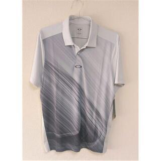 Oakley - 新品60%OFF★OAKLEY/オークリー ゴルフウェア ポロシャツ グレー M