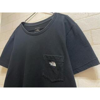 THE NORTH FACE - ノースフェイス(ノースフェイス) 【ゼビオグループ限定】ロゴポケット刺繍Tシャツ
