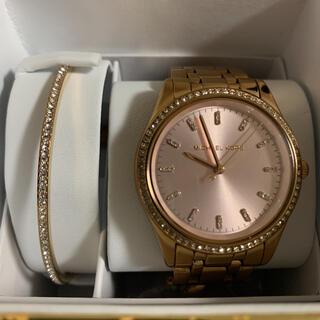 Michael Kors - 腕時計 マイケルコース ピンクゴールド ブレスレット