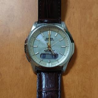 カシオ(CASIO)のCASIO 腕時計 電波 ソーラー 中古(腕時計(アナログ))