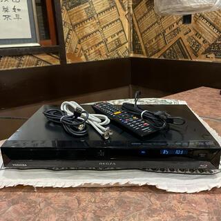 東芝 - 東芝 REGZA  DBR-Z110 2番組W録画  リモコン等付フル装備!