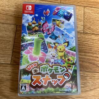 ポケモン(ポケモン)のNew ポケモンスナップ Switch(家庭用ゲームソフト)