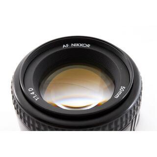 Nikon - 【美品】 Nikon ニコン AF NIKKOR 50mm f/1.4 D