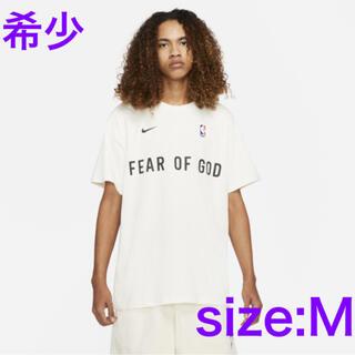 フィアオブゴッド(FEAR OF GOD)のNike × Fear of God ウォームアップ Tシャツ 希少(Tシャツ/カットソー(半袖/袖なし))