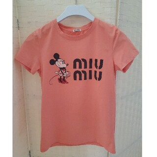 miumiu - ミュウミュウTシャツmiumiuTシャツ