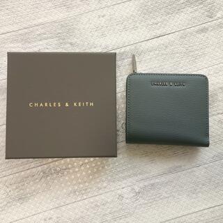 チャールズアンドキース(Charles and Keith)のミニウォレット CHARLES&KEITH チャールズアンドキース ミニ財布(財布)