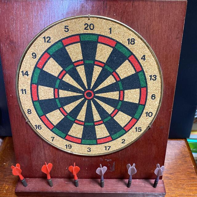 ダーツ エンタメ/ホビーのテーブルゲーム/ホビー(ダーツ)の商品写真