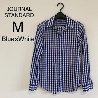 JOURNAL STANDARD - 【JOURNAL STANDARD】ギンガムチェックシャツ M