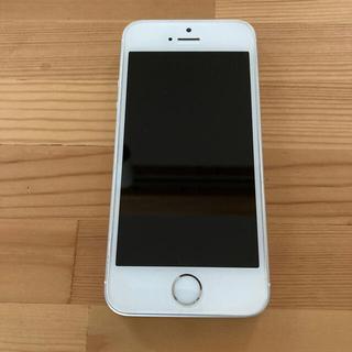 Apple - iPhone SE 32GB  シルバー